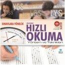 Mutlu Yayınları YGS LYS Sınavına Yönelik Hızlı Okuma Yöntem Teknikleri