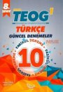 Barış Kitap TEOG 1 Türkçe Güncel Denemeler 10 Deneme
