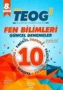 Barış Kitap TEOG 1 Fen Bilimleri Güncel Denemeler 10 Deneme