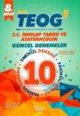 Barış Kitap TEOG 1 T.C. İnkilap Tarihi ve Atatürkçülük Güncel Denemeler 10 Deneme