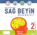 Mutlu Yayınları 2. Sınıf Genel Yetenek Sağ Beyin Denemeleri