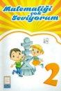 Salan Yayınları 2. Sınıf Matematiği Çok Seviyorum 2 Kitap
