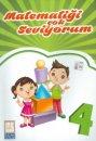 Salan Yayınları 4. Sınıf Matematiği Çok Seviyorum 2 Kitap