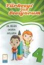 Salan Yayınları 4. Sınıf Türkçeyi Çok Seviyorum Dil Bilgisi Okuma Anlama