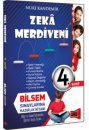 4. Sınıf Zeka Merdiveni Bilsem Sınavlarına Hazırlık Kitabı Yargı Yayınevi