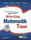 Seçkin Eğitim Teknikleri 7. Sınıf Gün Be Gün Defter Kitap Matematik
