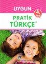 Sadık Uygun Yayınları 4. Sınıf Uygun Pratik Türkçe