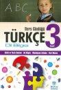 Mutlu Yayınları 3. Sınıf Türkçe Ders Günlüğü