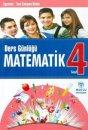 Mutlu Yayınları 4. Sınıf Matematik Ders Günlüğü Egzersiz Test Çalışma Kitabı