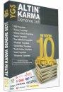 Altın Karma Yayınları 10 Farklı Yayın YGS Deneme Seti