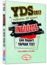 2017 YDS İngilizce Çek Kopart Yaprak Test Yediiklim Yayınları