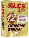 2017 %100 ALES 12 Çözümlü Deneme Sınavı Yediiklim Yayınları