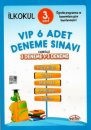 Editör 3. Sınıf VIP 6 Adet Deneme Sınavı