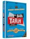 2017 KPSS Baba Tarih Çözümlü Soru Bankası Kocatepe Akademi Yayınları