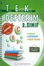 Palme 2. Sınıf TEK Defterim Test ve Sınav Ekli