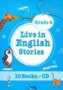 Living Yayınları Live in English 4. Sınıf Stories Grade 4