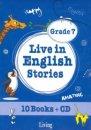 Living Yayınları Live in English 7. Sınıf Stories Grade 7