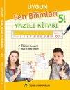 Sadık Uygun Yayınları 5. Sınıf Fen Bilimleri Yazılı Kitabı