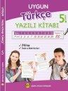 Sadık Uygun Yayınları 5. Sınıf Türkçe Yazılı Kitabı
