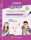 Sadık Uygun Yayınları 6. Sınıf Türkçe Yazılı Kitabı