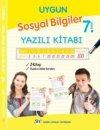 Sadık Uygun Yayınları 7. Sınıf Sosyal Bilgiler Yazılı Kitabı