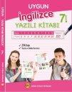 Sadık Uygun Yayınları 7. Sınıf İngilizce Yazılı Kitabı