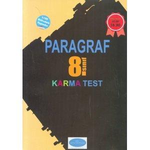 Rty Rota Yayınları 8. Sınıf TEOG Paragraf Karma Test