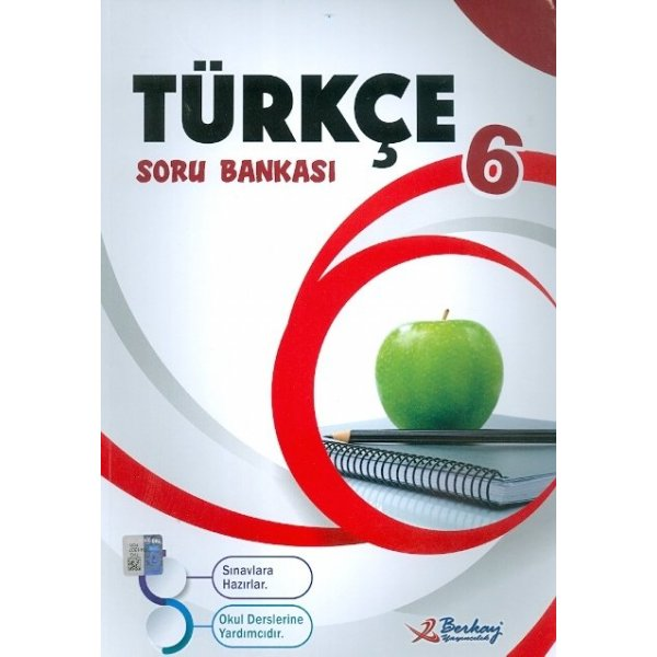 Berkay Yayıncılık 6. Sınıf Türkçe Soru Bankası