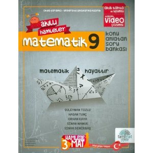 Tammat Yayınları 9. Sınıf Matematik Konu Anlatan Soru Bankası