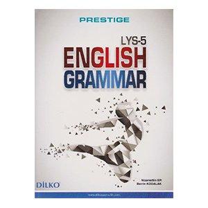 Prestige LYS 5 English Grammar Dilko Yayınları