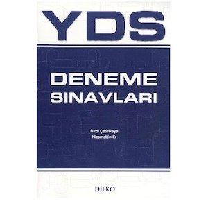 YDS Deneme Sınavları Dilko Yayıncılık