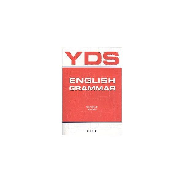 YDS English Grammar Dilko Yayıncılık