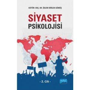 Siyaset Psikolojisi-2.Cilt