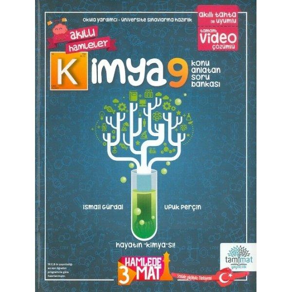 Tammat Yayınları 9. Sınıf Kimya Konu Anlatan Soru Bankası