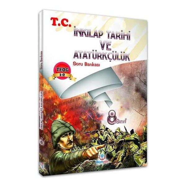 Bilim Yolu Yayınları 8. Sınıf T.C. İnkılap Tarihi Ve Atatürkçülük Soru Bankası