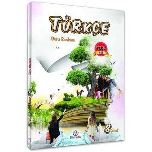 Bilim Yolu Yayınları 8. Sınıf Türkçe Soru Bankası