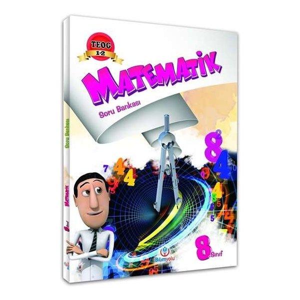 Bilim Yolu Yayınları 8. Sınıf Matematik Soru Bankası