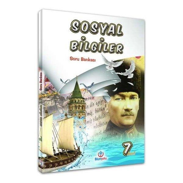 Bilim Yolu Yayınları 7. Sınıf Sosyal Bilgiler Soru Bankası