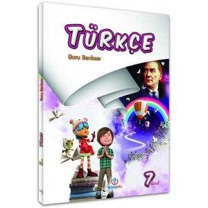 Bilim Yolu Yayınları 7. Sınıf Türkçe Soru Bankası