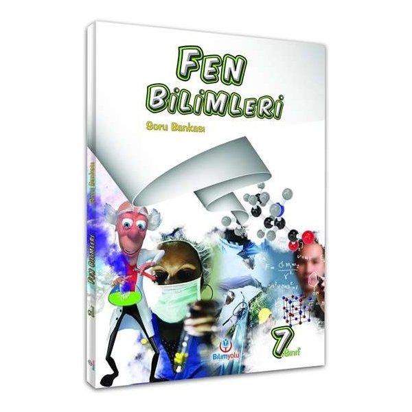Bilim Yolu Yayınları 7. Sınıf Fen Bilimleri Soru Bankası