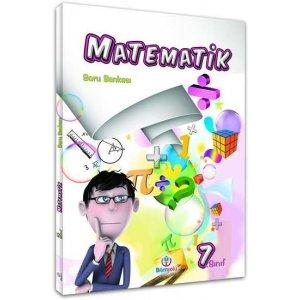 Bilim Yolu Yayınları 7. Sınıf Matematik Soru Bankası