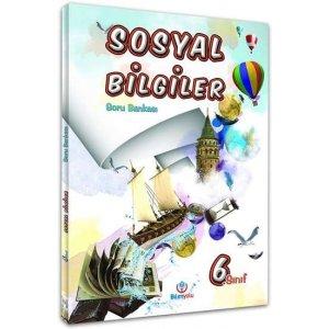 Bilim Yolu Yayınları 6. Sınıf Sosyal Bilgiler Soru Bankası