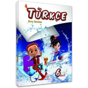 Bilim Yolu Yayınları 6. Sınıf Türkçe Soru Bankası