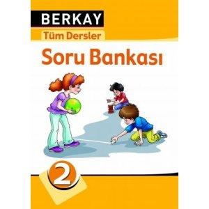 Berkay Yayıncılık 2. Sınıf Tüm Dersler Soru Bankası