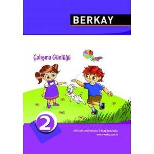 Berkay Yayıncılık 2. Sınıf Hayat Bilgisi Çalışma Günlüğü