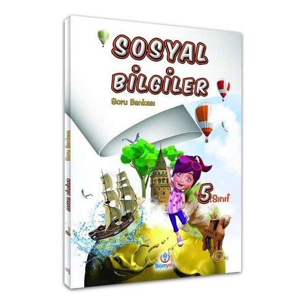 Bilim Yolu Yayınları 5. Sınıf Sosyal Bilgiler Soru Bankası
