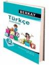 Berkay Yayıncılık 3. Sınıf Türkçe Çalışma Günlüğü
