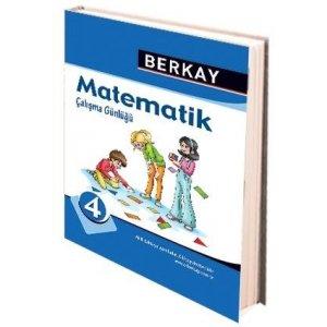 Berkay Yayıncılık 4. Sınıf Matematik Çalışma Günlüğü