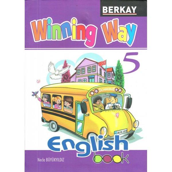 Berkay Yayıncılık 5. Sınıf İngilizce SET