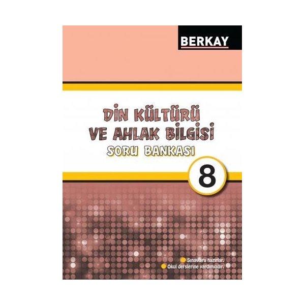Berkay Yayıncılık 8. Sınıf Din Kültürü ve Ahlak Bilgisi Soru Bankası